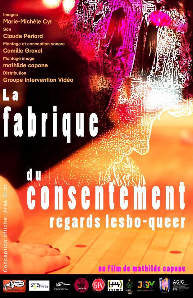 LA FABRIQUE DU CONSENTEMENT : REGARDS LESBO-QUEER